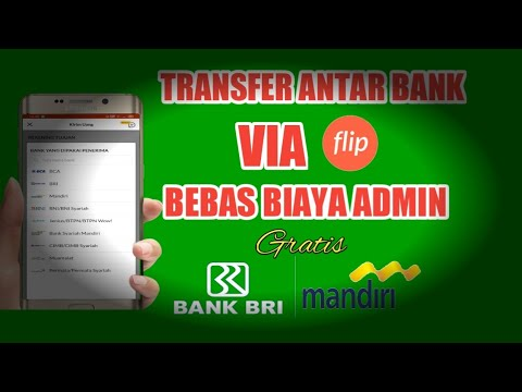Download TRANSFER ANTAR BANK VIA FLIP || BEBAS BIAYA ADMIN