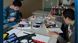Gebze Eğitim Uygulama Okulu ve İş Eğitim Merkezi Görsel Sanatlar Atölyesi