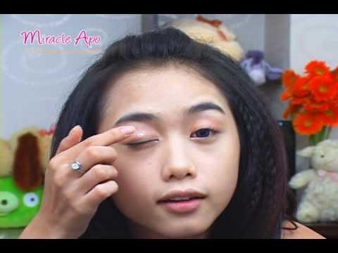 Miracle Apo  Trang diem moi xi muoi ca tinh