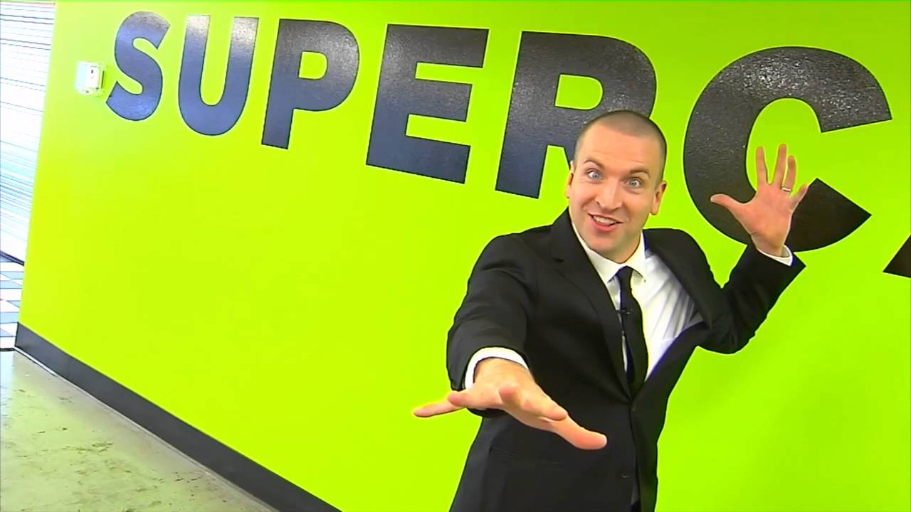 The Other Side Of Super Car Guy Youtube