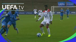 Youth League highlights: Lyon 3-3 Hoffenheim