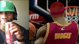 NBA 2k13 MyCAREER Playoffs - QJB Cries on FaceCam When Coach Benches Him | Going for the Sweep