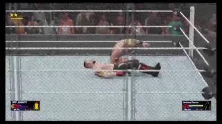 Andrew vs Jeff Jarrett II