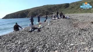 İnanılmaz Bir Mera Herkes Kovalarca Levrek Yakaladı Everybody Catches Seabass