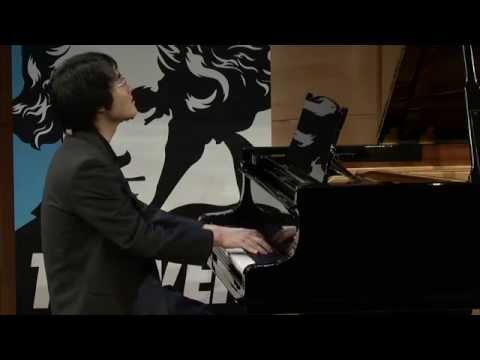 "Beethoven Piano Sonata No  4 in E flat Major, Op  7, ""Grand Sonata"" performed by Hyung Min Suh"