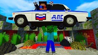 видео: ВЕЩИЙ СОН! ЧТО ЭТО БЫЛО?! ДЕНЬ 19. ЗОМБИ АПОКАЛИПСИС В МАЙНКРАФТ! - (Minecraft - Сериал)