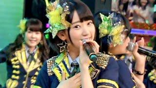 "2014.06.26 ON AIR / Full HD (1920x1080p), 60fps HKT48 2nd Single ""MELON JUICE"" <オリジナル・サウンドアレンジ> Original Sound Arrange 【収録】 2014年6 ..."