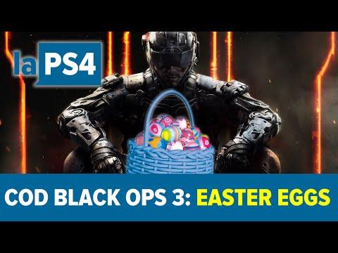 CoD: Black Ops 3 - Easter Eggs, Trucos, Secretos y Curiosidades