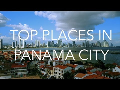 Top places to visit in Panama City