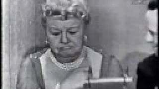 Sophie Tucker on