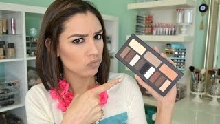 Worth the Hype? | Kat Von D Shade & Light Eye Palette