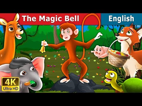 Magic Bell In English | Stories For Teenagers | English Fairy Tales