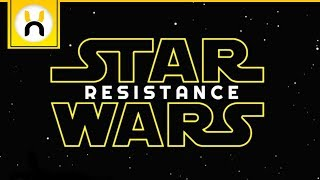 Star Wars: Resistance New Animated Series REVEALED