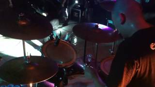 Indra Blast Bersimbah Darah - Right To Die ( Drum Cam )