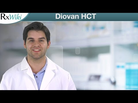 Diovan HCT The Brand Name Form of Valsartan and Hydrochlorothiazide - Overview