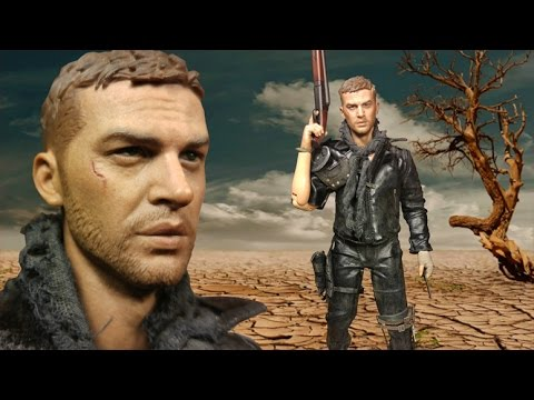 Wasteland Ranger Mad Max Fury Road Action Figure Review