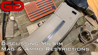 Discussing Magazine and Ammo R…