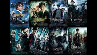 Harry Potter a Všechna Kouzla (1-8)