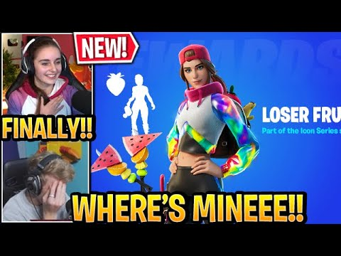 Fortnite: Loserfruit skin is available in the Item Shop