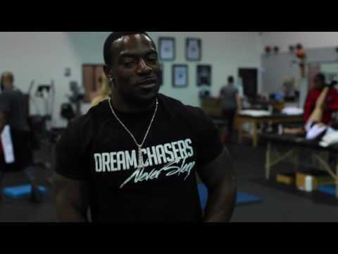 """Demetrius Crawford """"Chest Assault"""""""