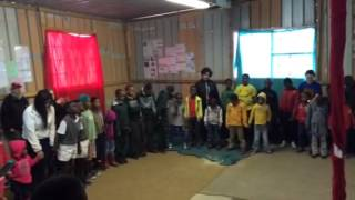 GO South Africa May 2015 Xhosa Prayer