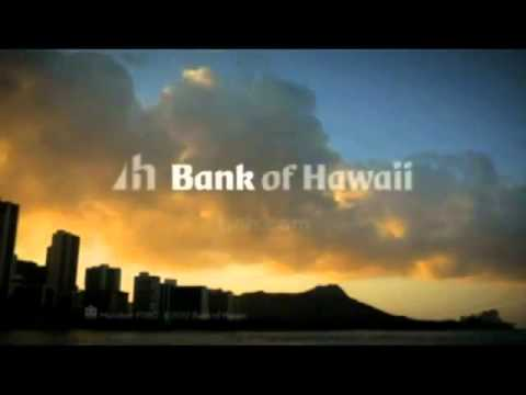 Rosalyn's Bank of Hawaii Commercial