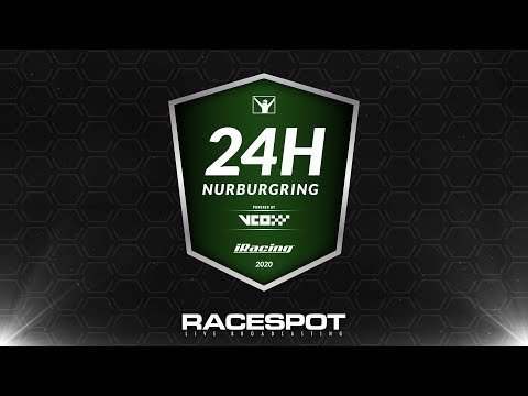 24h Nürburgring powered by VCO | Hours 1-6