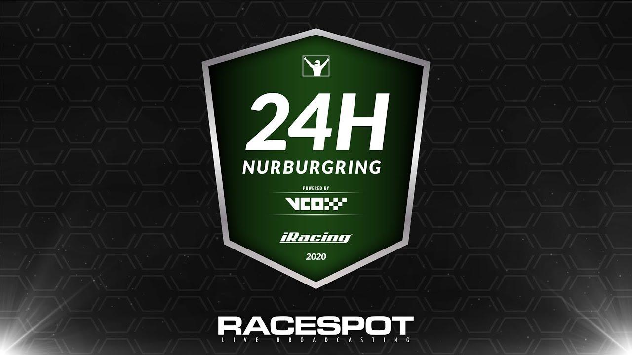 24h Nürburgring Stream
