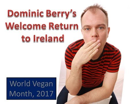 Dominic Berry No Tigers (Dublin teaser)