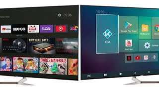 Xiaomi Mi Box (Android TV) vs TV Box (Android com Root) - Comparativo