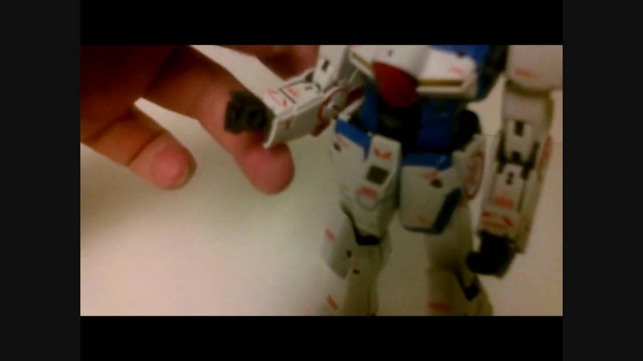 Master Grade Victory Gundam Version Ka Review Youtube Mg Rx78 2 Verka 114215