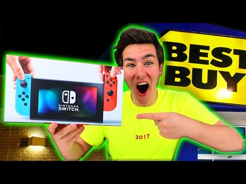 Thumbnail: I Got a Nintendo Switch...Did You?