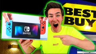 I Got a Nintendo Switch...Did You?