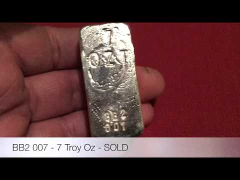 Bunker Bullion Flash Sale SOLD OUT - Graduation Day for BB2 #002-#020