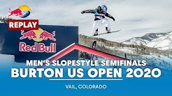 Men's Slopestyle Semifinals | Burton US Open 2020 - FULL REPLAY