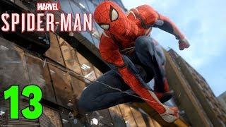 ODDAJEMY MASKĘ DO SPRAWDZENIA - Marvel's Spider-Man #13