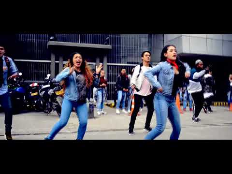 DUNKAN DANCE STUDIO - FLASHMOB SEC. DISTRITAL DE MOVILIDAD