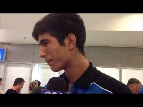 Video : Εθνική Παίδων | Η υποδοχή και οι δηλώσεις των πρωταγωνιστών...