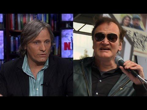 """You Have to Speak Up"": Viggo Mortensen Defends Quentin Tarantino's Criticism of Police Killings"
