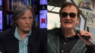 """You Have to Speak Up"": Viggo Mortensen Defends Quentin Tarantino"