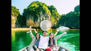 VIETNAM AIRLINES - BOAT SIGHTSEEING TOUR IN HALONG BAY