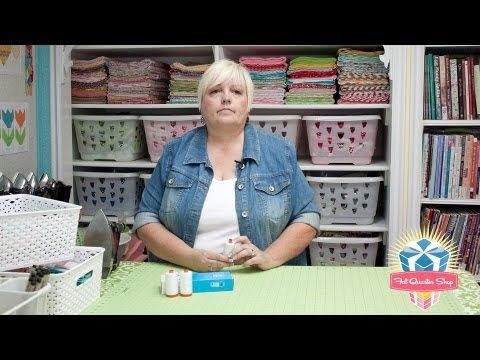 Lori Holt's Favorite Aurifil Threads - Fat Quarter Shop