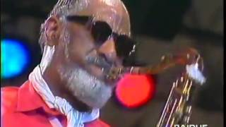 Sonny Rollins is the Duke of Iron