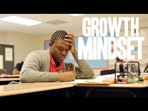 A school that keeps learning - Part 3: Growth mindset
