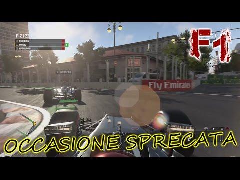 LA MADRE DELLE OCCASIONI SPRECATE! (GP d'Europa) - F1 2016 #9 - [ITA PS4]