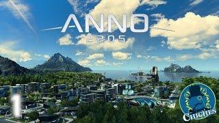 Anno 2205 - Construcción y Comercio #1 - en español