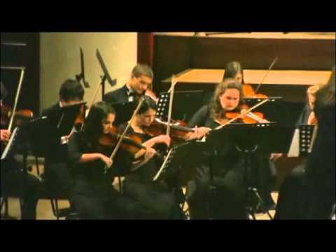 Palladio K Jenkins St Pauls Episcopal School Chamber Strings