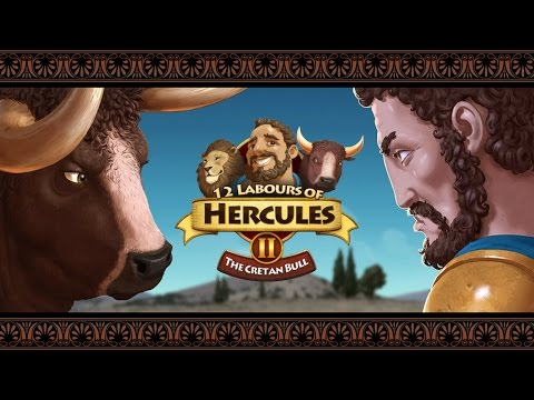Official 12 Labours of Hercules II: The Cretan Bull (by JetDogs) Launch Trailer (iOS/Android/Steam)