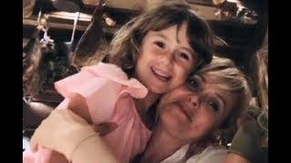 Анна Михалкова впервые показала 5-летнюю дочь Лиду