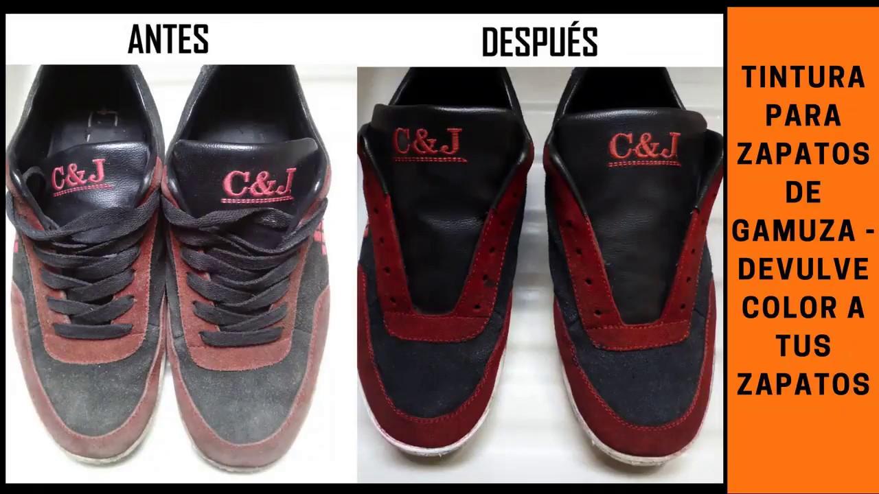 Cómo Pintar Zapatos De Gamuza Tinte Zapatos De Gamuza 3xídra